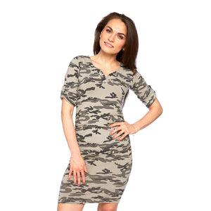 Tamarind Dress in Laurel Oak Camo