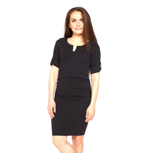 Tamarind Dress in Black