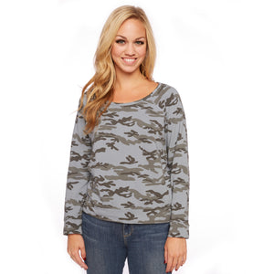 Seasons Sweatshirt Aquifer Camo