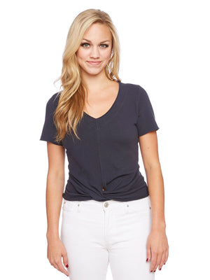 Convert Twist Top in Lady Navy