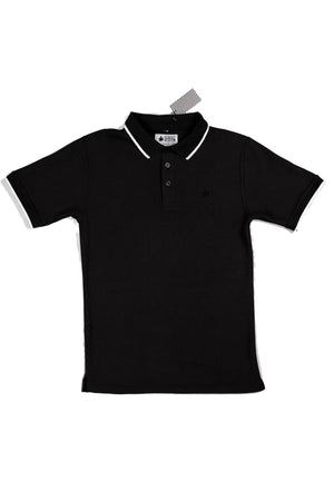 NFA Blackout Polo Classic Football Shirt | Northern Football Apparel