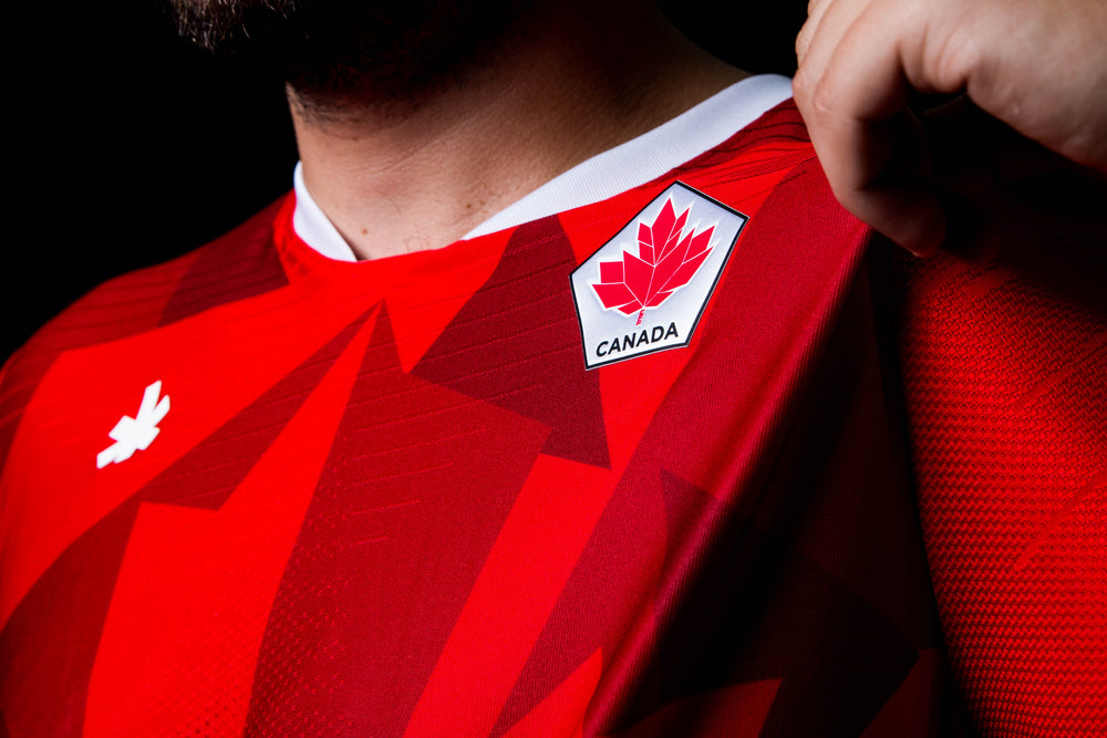 Canadian Football Federation Matchday Jersey