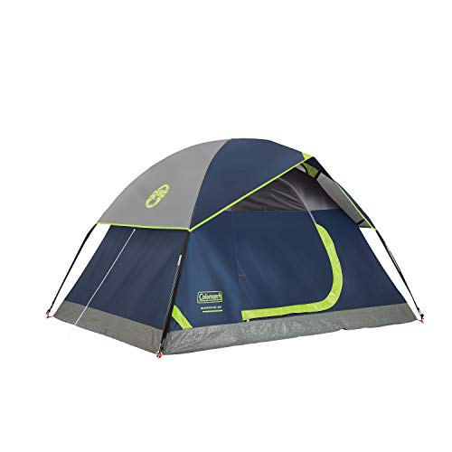 Coleman  2-Person Sundome Tent, Navy