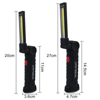 Rechargeable Folding Work Light