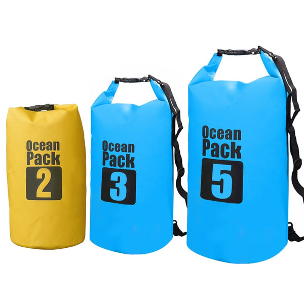 Waterproof Dry Bag - 2L 3L 5L