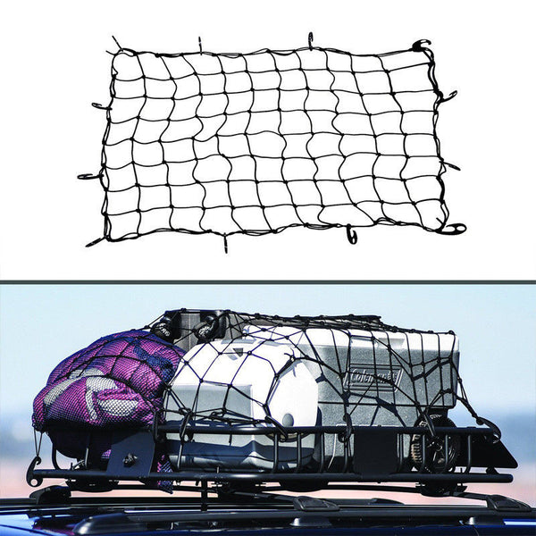 Large Elastic Car Cargo Fixing Net