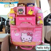 Cute Hello Kitty Back Seat Organizer