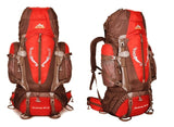 Large Hiking Backpack 85L