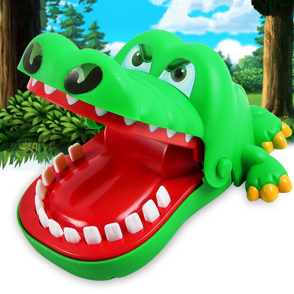 Biting Alligator Game