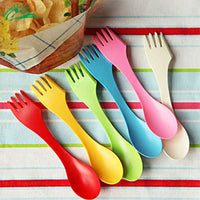 Spork 3 in 1 - Spoon Fork Knife For Camping