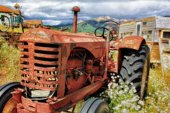 A Look Back Into How Tractors Changed Farming