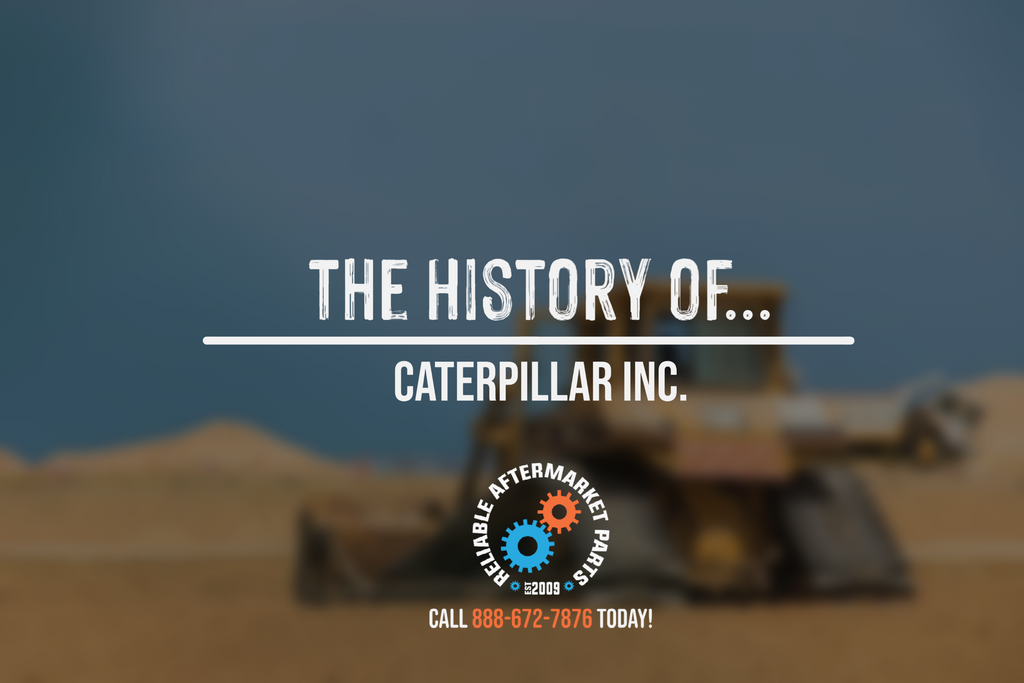 A Short History Of Caterpillar Inc.