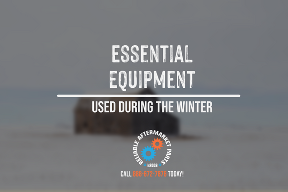 Essential Farm Equipment During Winter