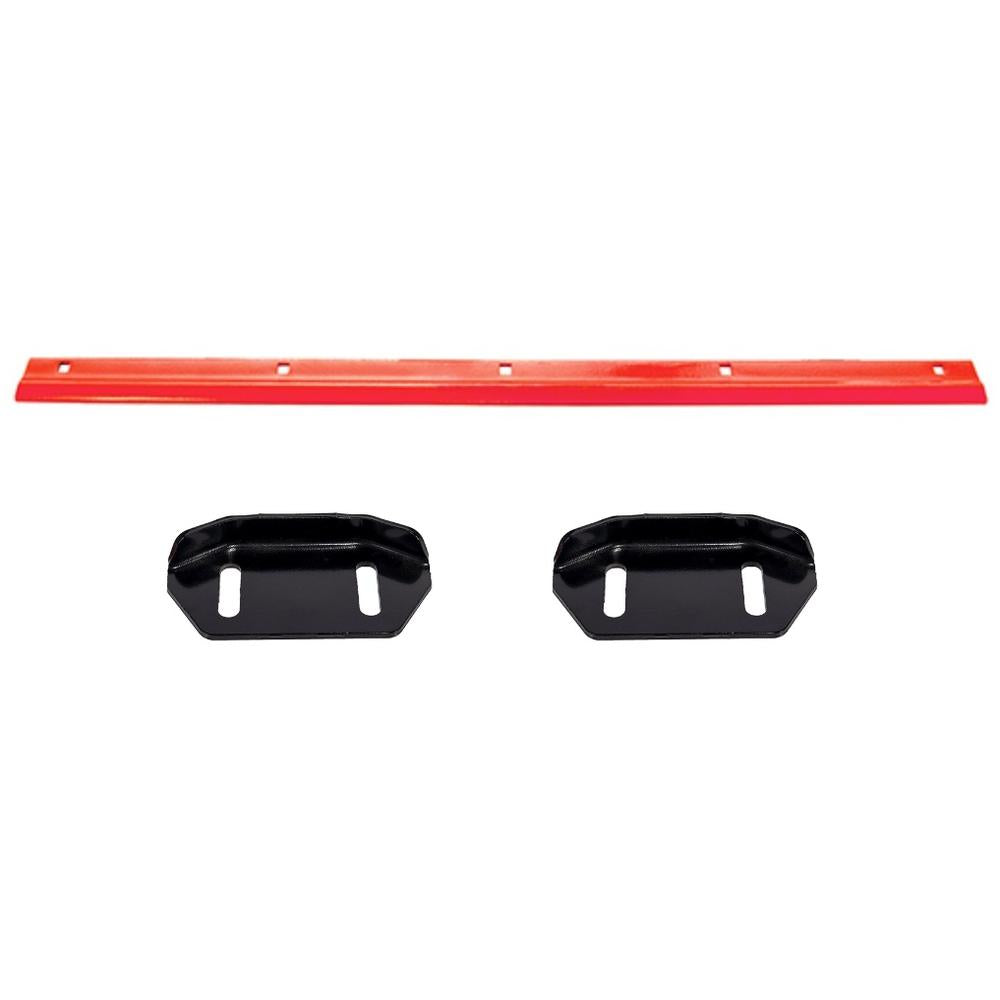 03208100-SKIDSHOES Scraper Bar & Skid Shoe Set