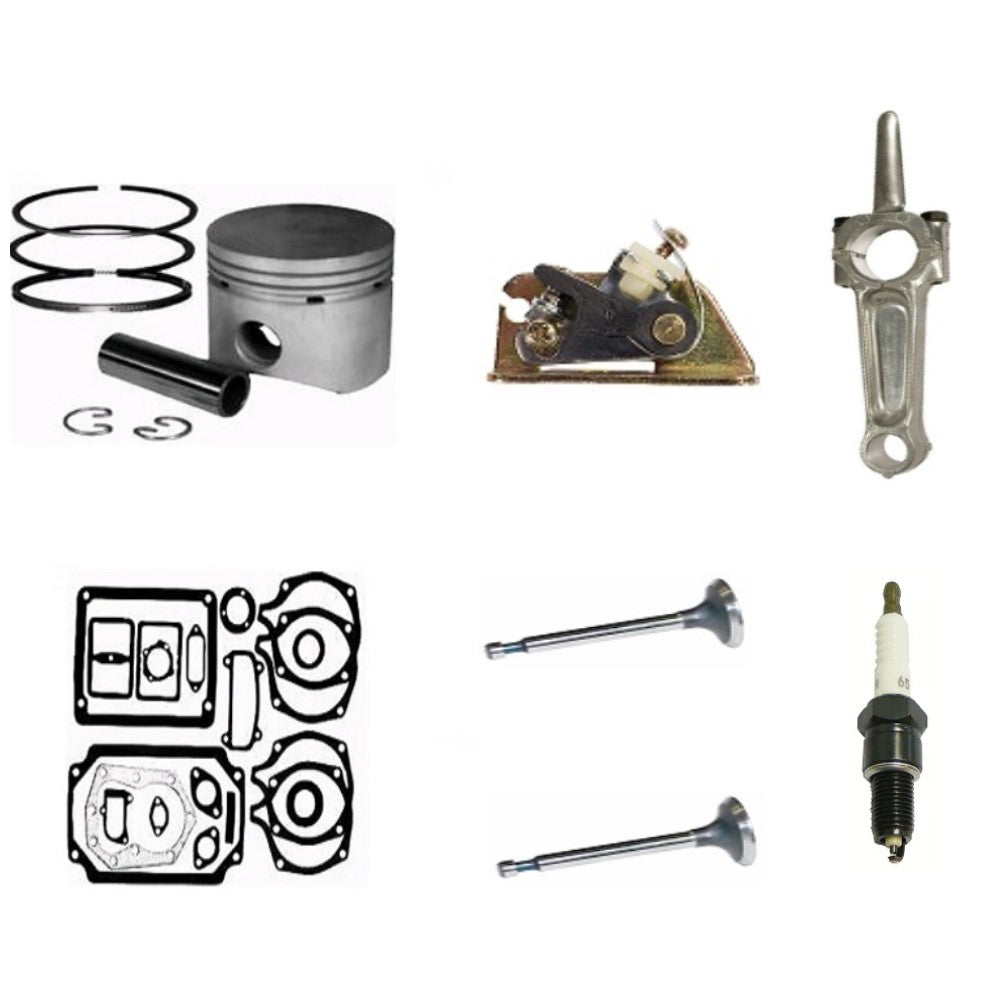 040813-PISTONGASKETVALVEIGNITIONSPARKPLUG Master Rebuild Kit