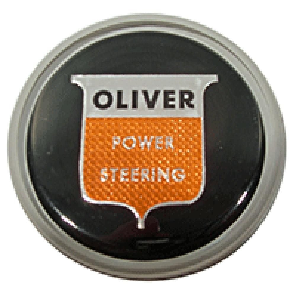 101432AA P/S Black Steering Wheel Cap