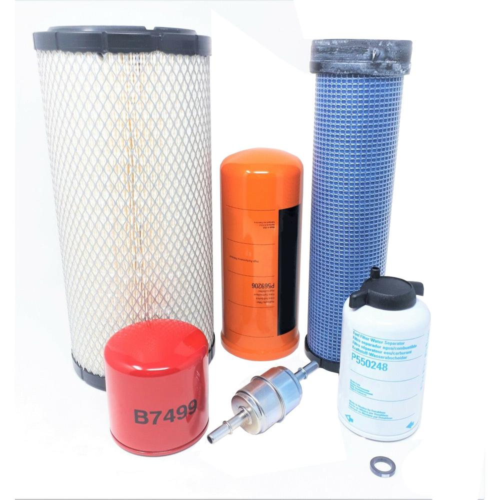 103142-FILTERS Filter Service Kit