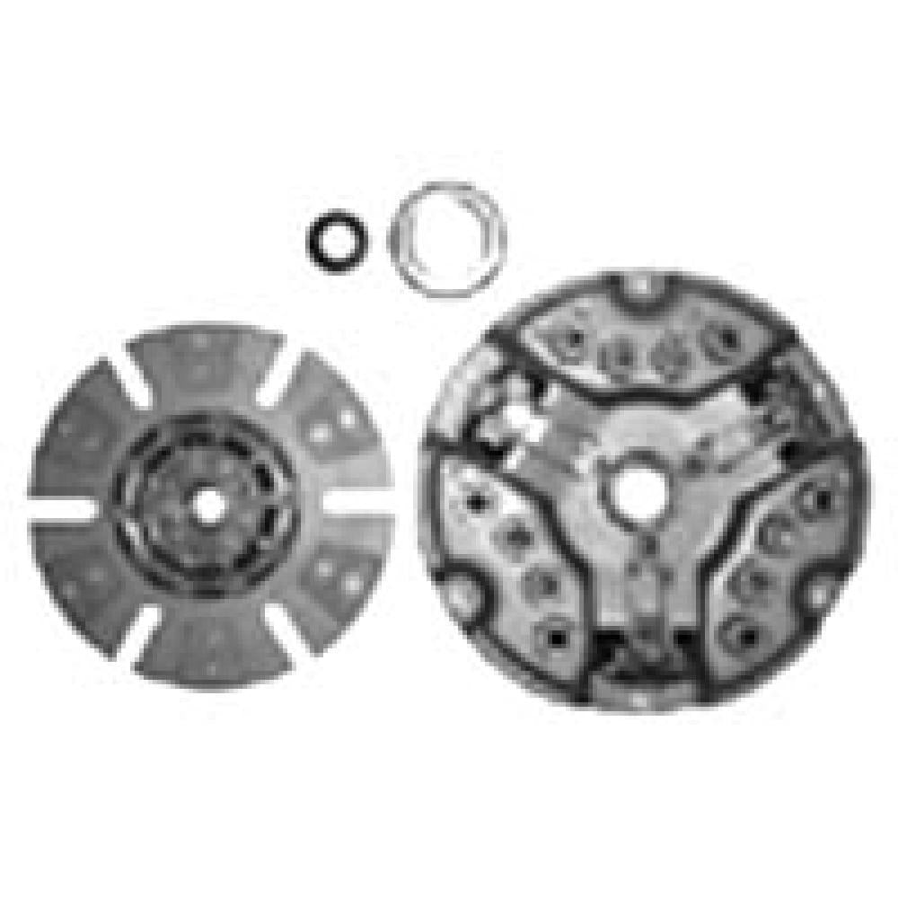 104496K Rebuilt Clutch Kit