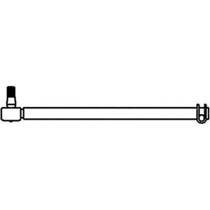 1054588M91 Right Hand Tie Rod Tube - Reliable Aftermarket Parts, Inc