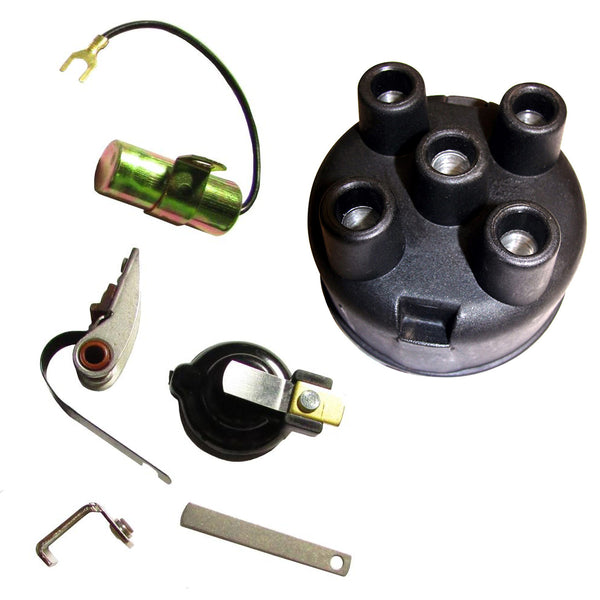 105572-TuneUpKitWithDisCap Tune Up Kit With Distributor Cap