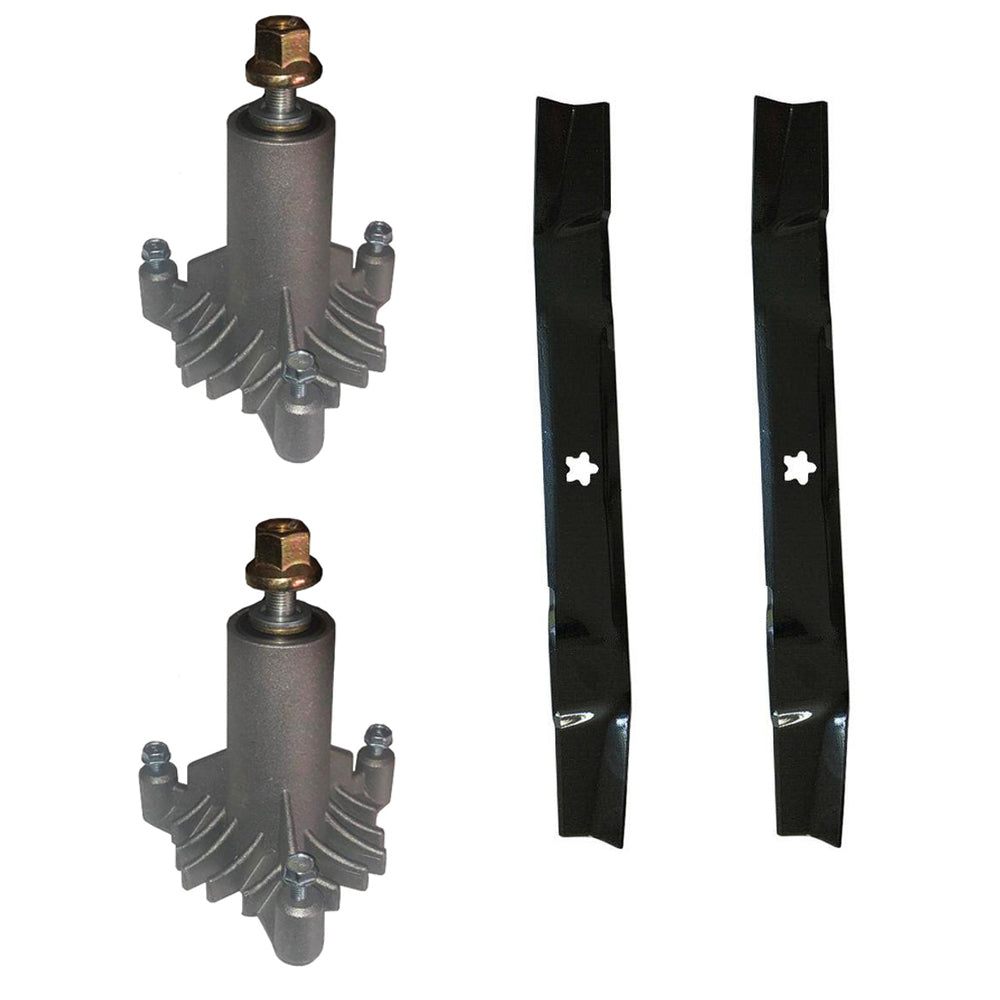 130794-BLADES Spindle Assembly & Blade Kit