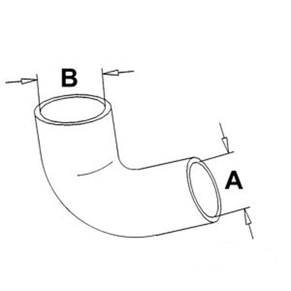 131421C1 Bottom Radiator Hose