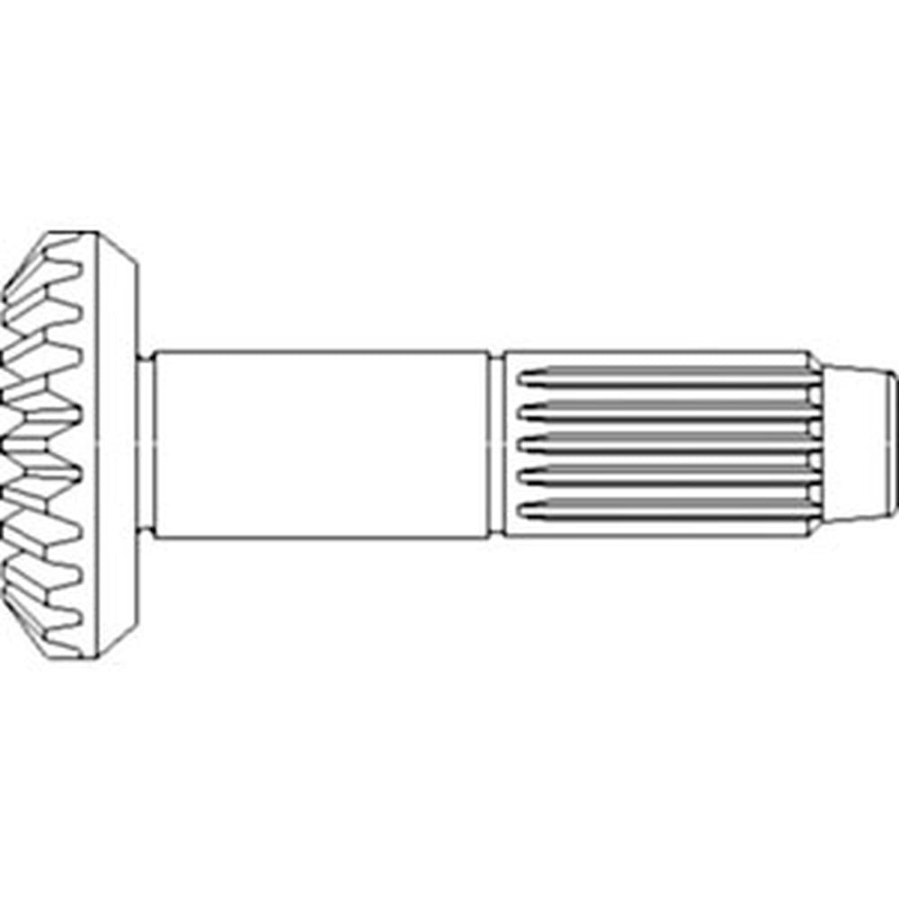 1347260C1 Upper Unloading Gearbox Pinion