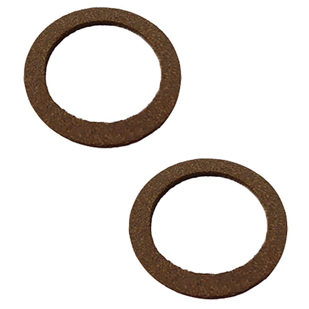 180060M1_x2 Qty 2: Sediment Bowl Gasket (Cork)