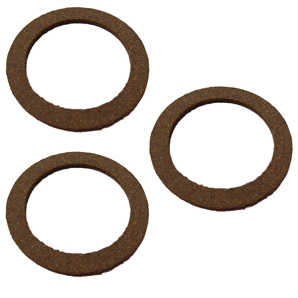 180060M1_x3 Qty 3: Sediment Bowl Gasket (Cork)