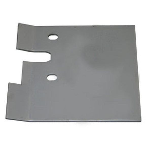 185819C1 RH Feeder House Feeder Chain Support Plate