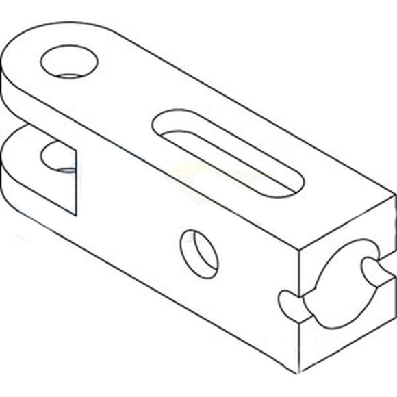406248R2 Long Stabilizer Yoke