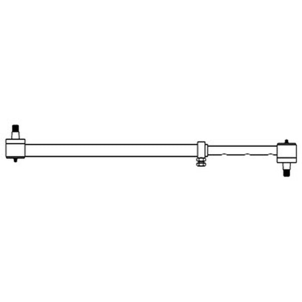 553323 Left Hand Complete Tie Rod Assembly