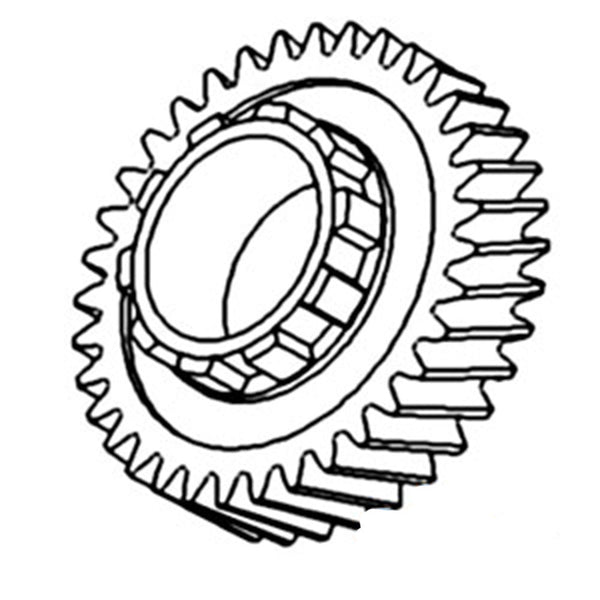 70255333 2nd Mainshaft Gear