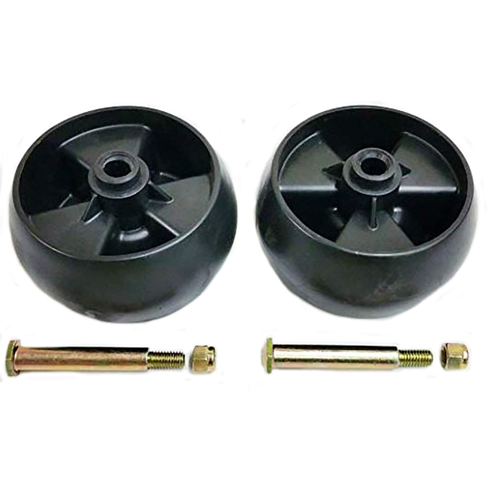 72-025WHEELBOLT Deck Wheel and Bolt & Lock Nut Set