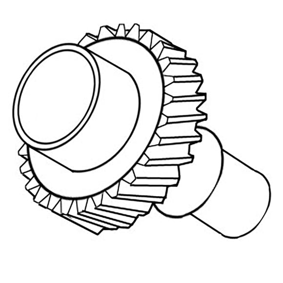 743924M91 Shaft & Gear Assembly