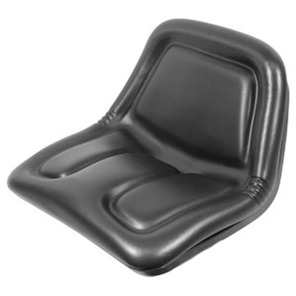 759-3149 Black Vinyl High Back Seat