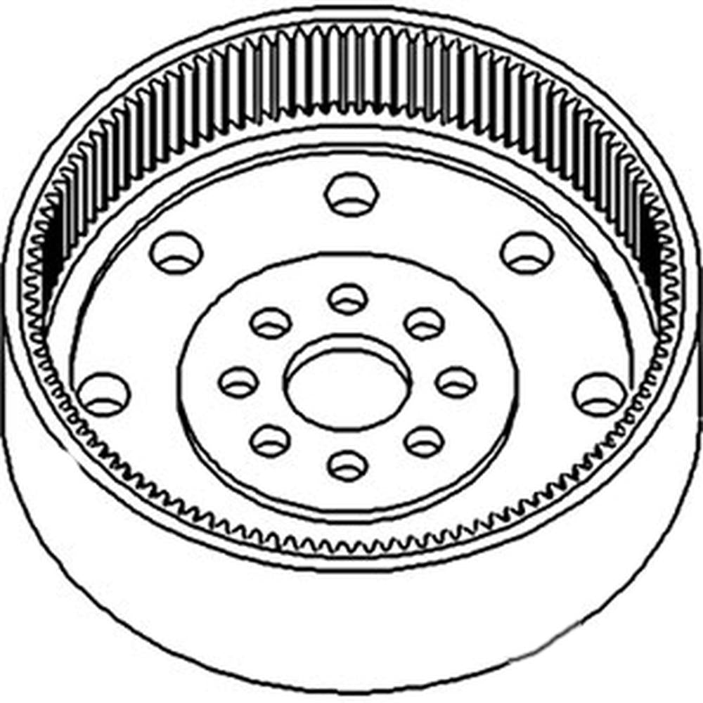 83927789 Planetary Carrier Gear