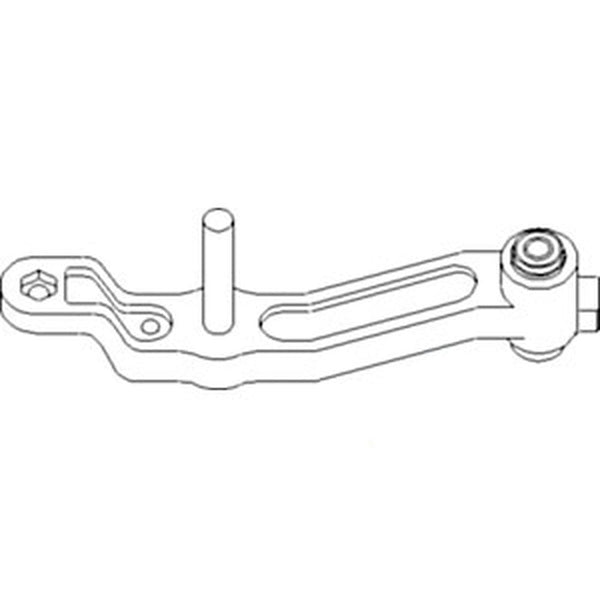 87313325 Chaffer Lever Assembly