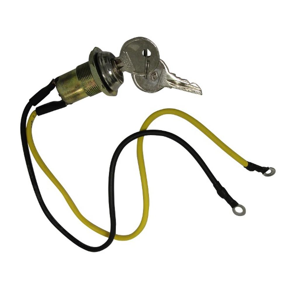 8N3679C Ignition Switch w/ Wire & Keys