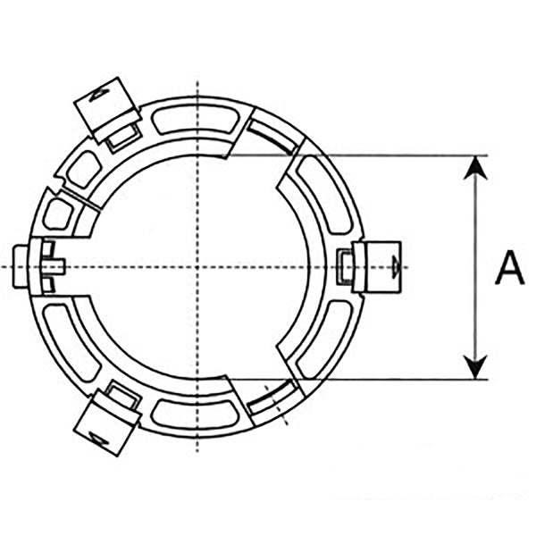 9807222 Inner Shield Bearing