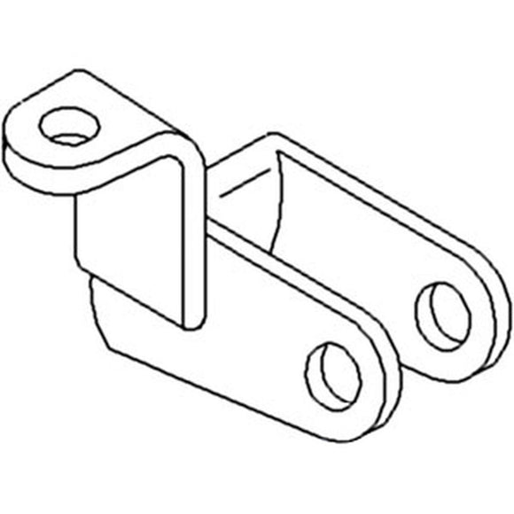 A26242 Left Hand Eagle Hitch Lock