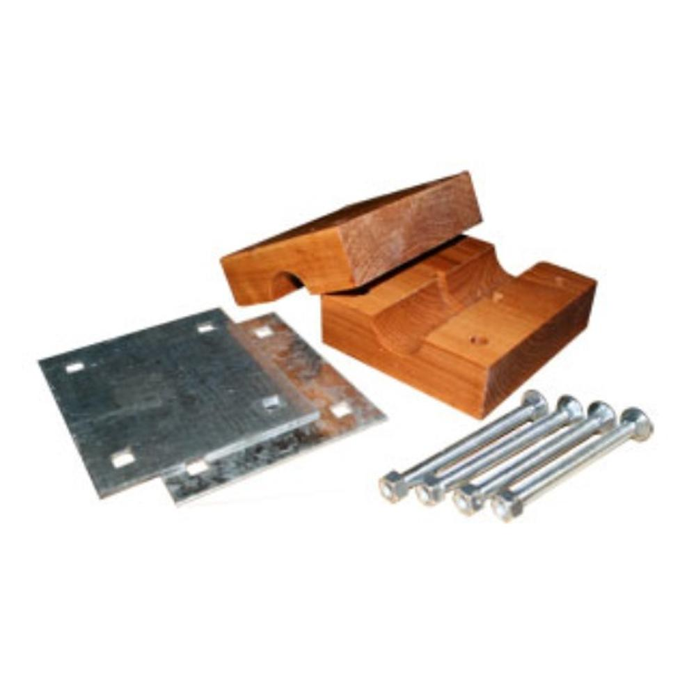 AH168158-SET Walker Wood Bearing Block