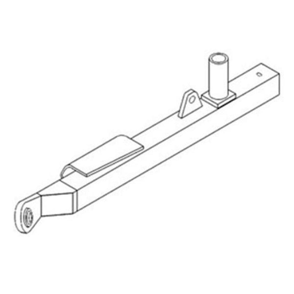 AR32548 LH Lower Front Half Pull Arm