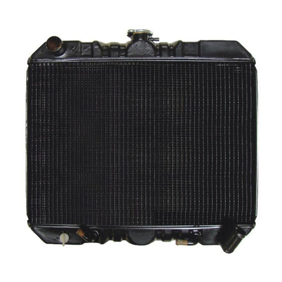 CSO90-0013 Radiator with Oil Cooler