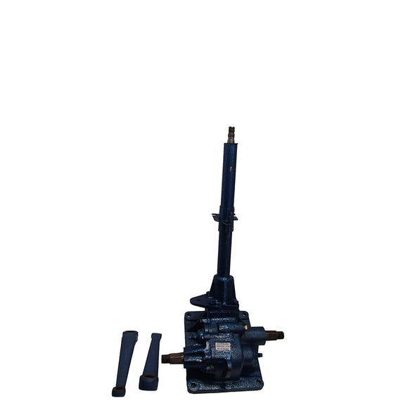 E4NN3503CA Steering Gear Assembly with Arms