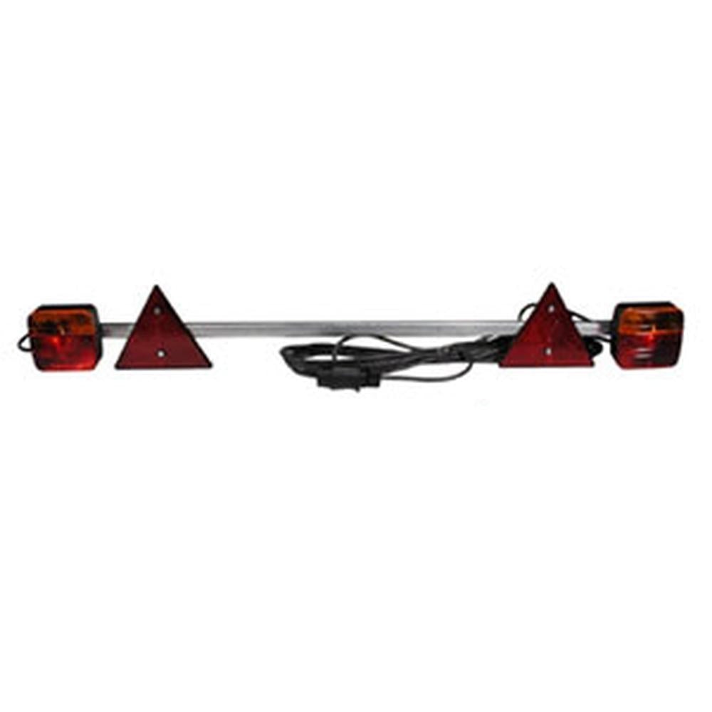 ELJ50-0158 Trailer Telescopic Light Set