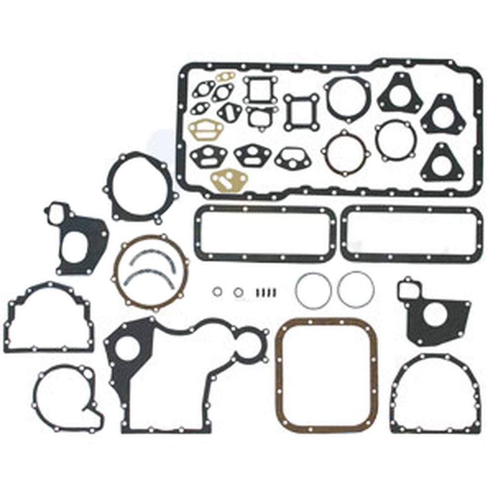 ENH10-0059 Lower Gasket Set with Rope Seal