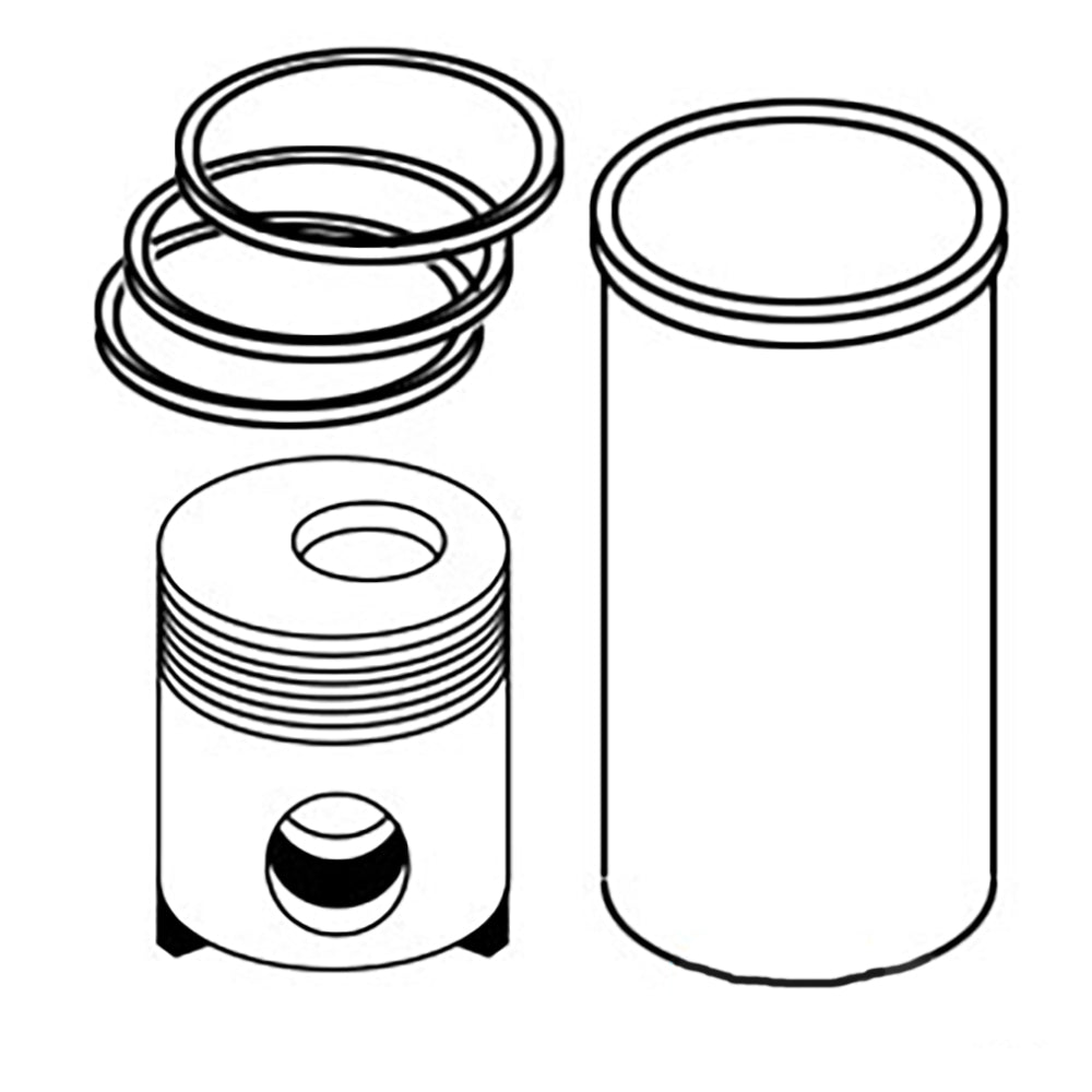 ENO20-0008 Piston Liner Kit