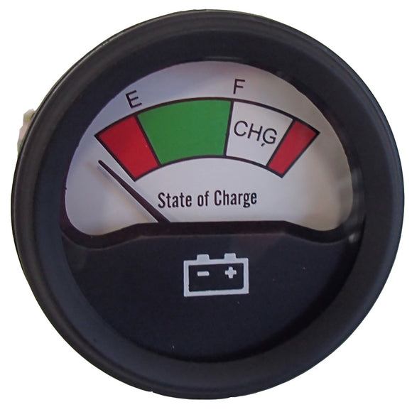 GAH30-0085 36V Battery Meter Gauge