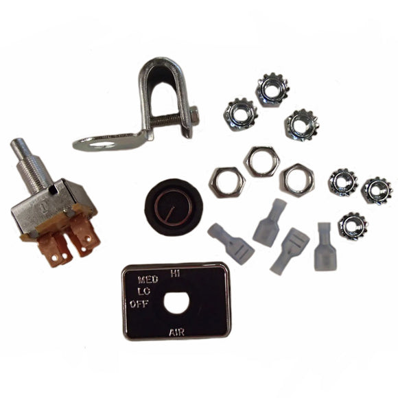 H-5670014 3 Speed Switch Kit (Only)